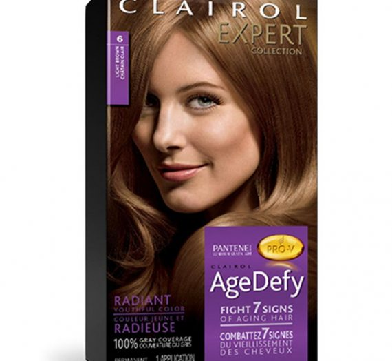 Age Defy Medium Brown #5
