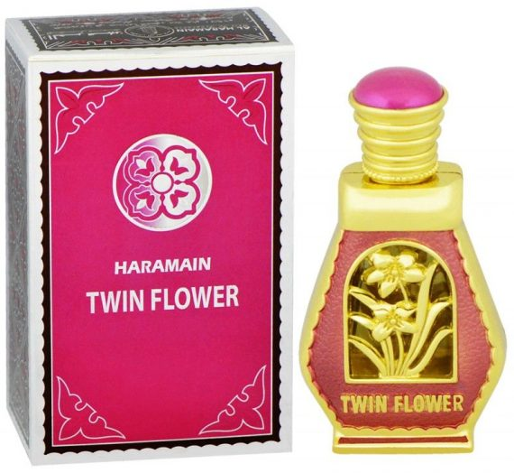 Al Haramain – Twin Flower Perfume Oil