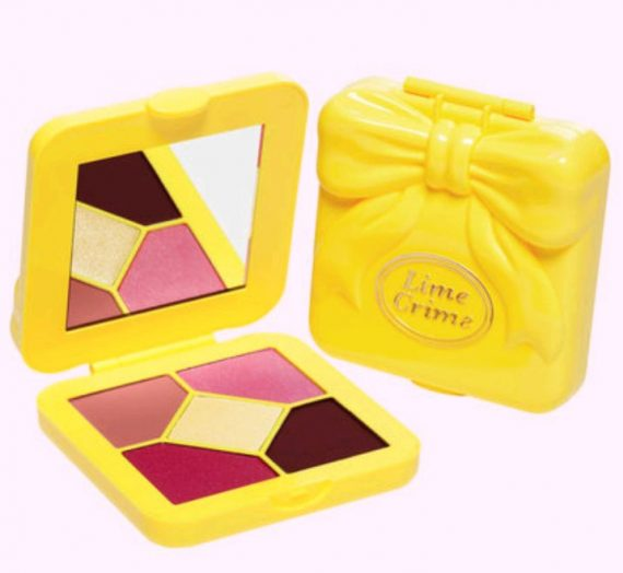 Pocket Candy Eyeshadow Palette – Pink Lemonade