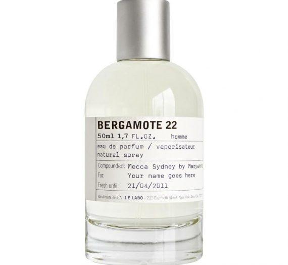 Bergamote 22 Eau de Parfum