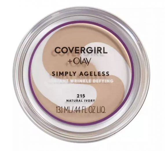 Simply Ageless Instant Wrinkle Defying Foundation