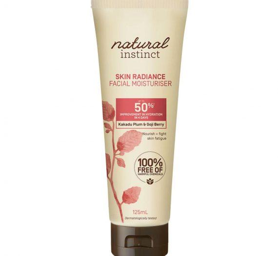 Natural Instinct Skincare Skin Radiance Facial Moisturizer