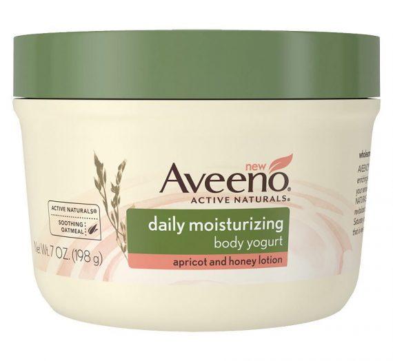 Daily Moisturizing Body Yogurt – Apricot and Honey
