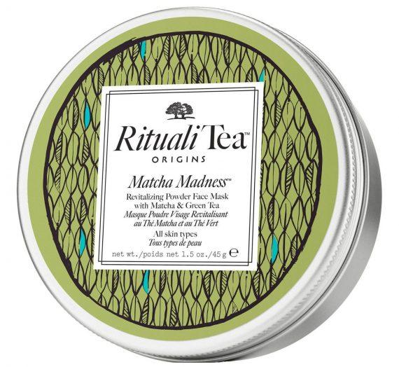 Rituali Tea Matcha Madness Revitalizing Powder Face Mask with Matcha & Green Tea