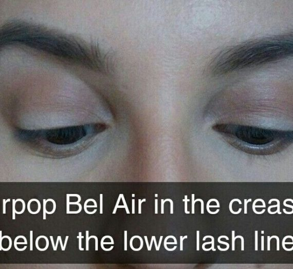 Pressed Powder Eyeshadow – Bel Air