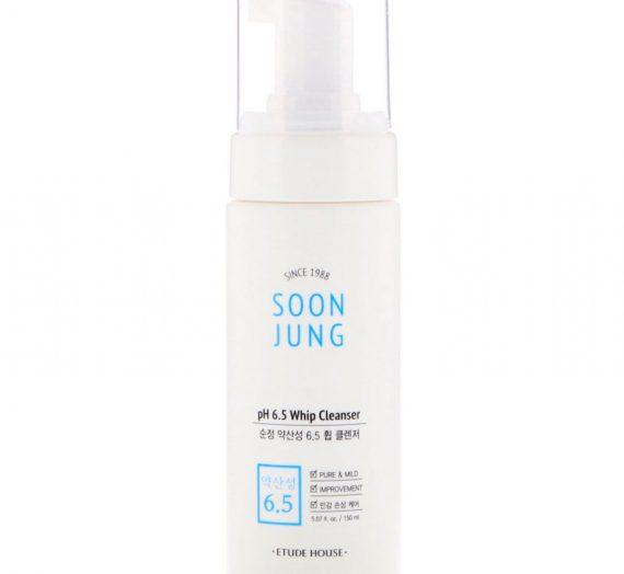 SoonJung pH 6.5 Whip Cleanser