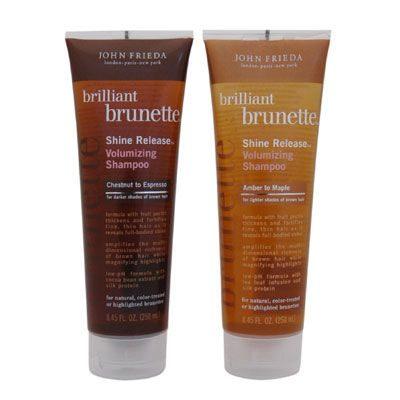 Brilliant Brunette Shine Release Moisturizing Shampoo