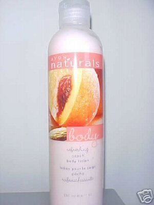 Naturals Peach Body Lotion