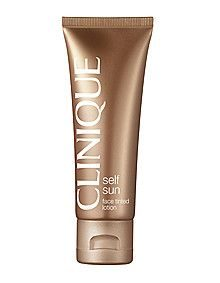Self-Sun Face Tinted Lotion