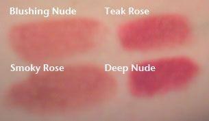 Super Lustrous – Blushing Nude