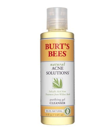 Natural Acne Solutions – Purifying Gel Cleanser