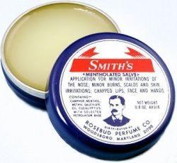 Smith's Mentholated Salve
