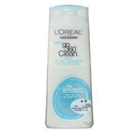 Go 360 Clean Deep Facial Cleanser for Sensitive Skin