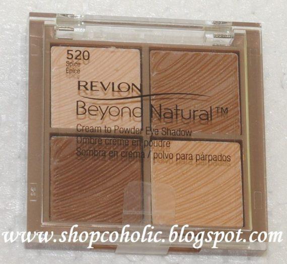 Beyond Natural Cream to Powder Eye Shadow