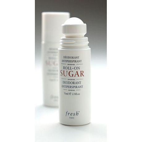 Roll-on Sugar, Deodorant and Antiperspirant