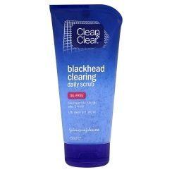 blackhead eraser scrub