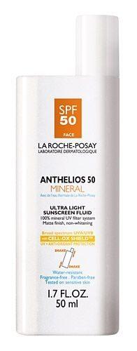 Anthelios 50 Mineral Ultra Light Sunscreen Fluid