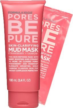 Pores Be Pure Skin-Clarifying Mud Mask