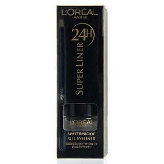24H Super Liner Waterproof Gel Eyeliner