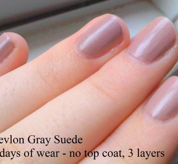 705 Gray Suede