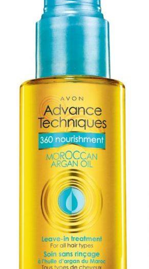 Advance Techniques 360 Nourishment Moroccan Argan Oil