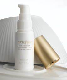 Skin refinishing lotion