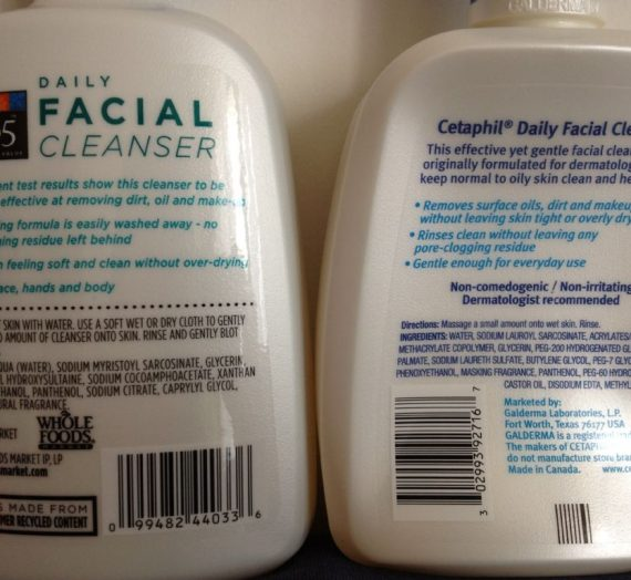 365 Everyday Value Daily Facial Cleanser