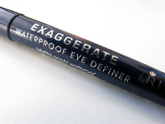 Exaggerate Waterproof Eye Definer – Noir