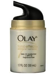 Total Effects 7-in-1 Fragrance-free SPF 15