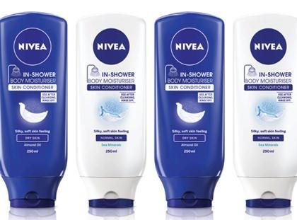 In-Shower Body Moisturiser (Skin Conditioner)