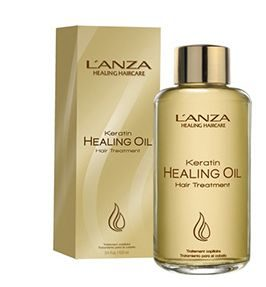 Keratin Healing Oil Treatment