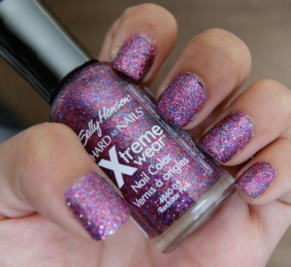 Hard As Nails Xtreme Wear in Rockstar Pink