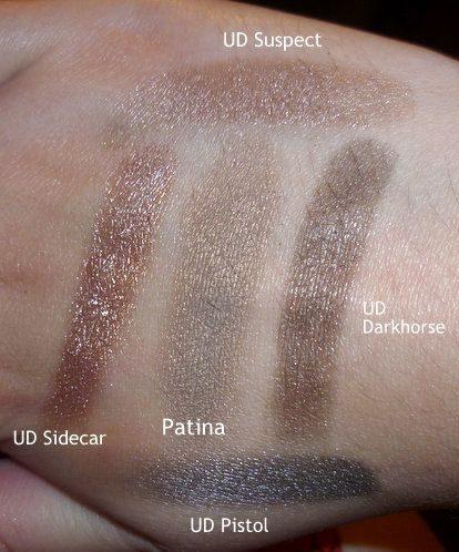Eye Shadow – Patina (Pro Palette Refill Pan)