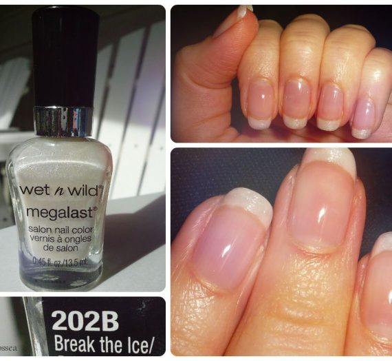 Megalast Nail Color – Break the Ice
