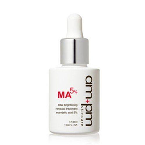 amPM Total Brightening Renewal Treatment Mandelic Acid 5%