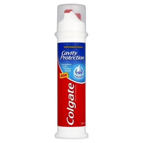 Cavity Protection Toothpaste