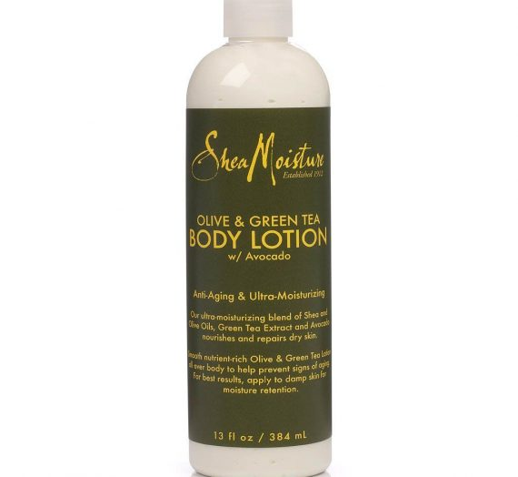 Olive & Green Tea Lotion w/ Avocado