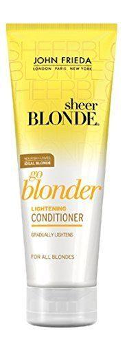 Go Blonder Lightening Conditioner