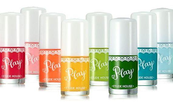 Etude House Color Play Nail Polish