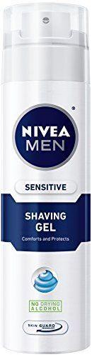 Sensitive Shaving Gel