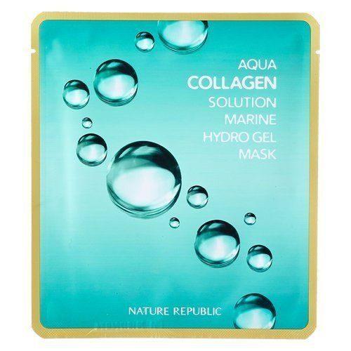 Aqua Collagen Solution Marine Hydro Gel Mask