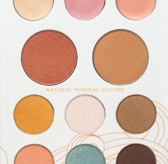 Solar Complete Color Mineral Palette