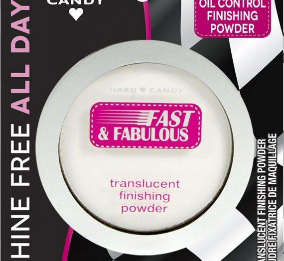 Fast & Fabulous Translucent Finishing Powder Oil Control