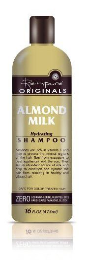 Almond Milk Hydrating Shampoo