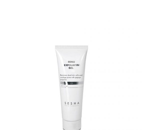 Sesha Skin Therapy Renu Exfoliating Gel