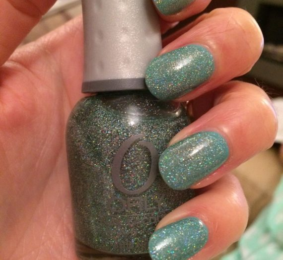 Nail Lacquer – Sparkling Garbage