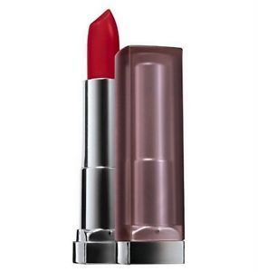Color Sensational Creamy Matte lipstick – Rich Ruby