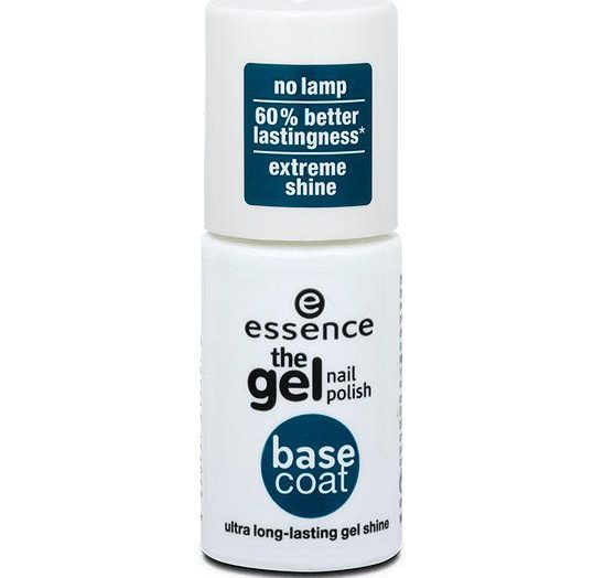 The Gel nail polish base coat