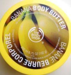 Banana Body Butter
