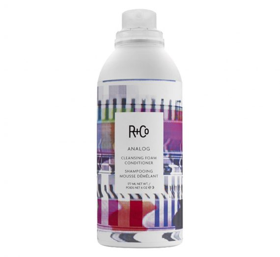 R+Co – ANALOG Cleansing Foam Conditioner